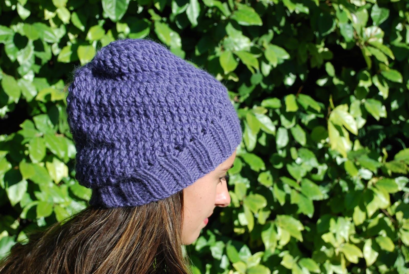 modele bonnet tricot aiguille 6