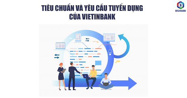 Tiêu Chuẩn Và Yêu Cầu Tuyển Dụng Của Vietinbank