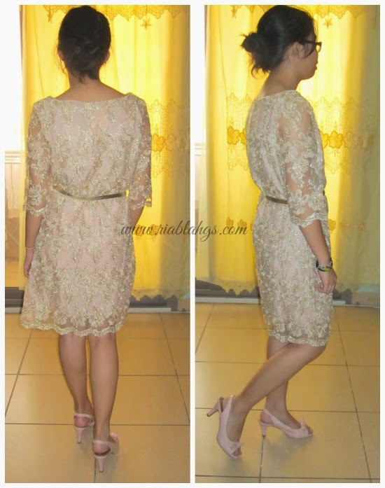 Review – Gold Thread Embroidery Lace Dress from Sammydress – It s My ... abf3474df