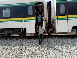 Only Six Passengers Patronized Free Train Services From Lagos To Ibadan