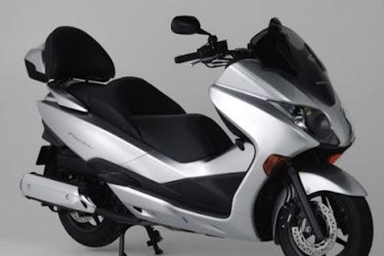 3 Motor Honda Matic Terbaru Dengan Kapasitas 250 cc