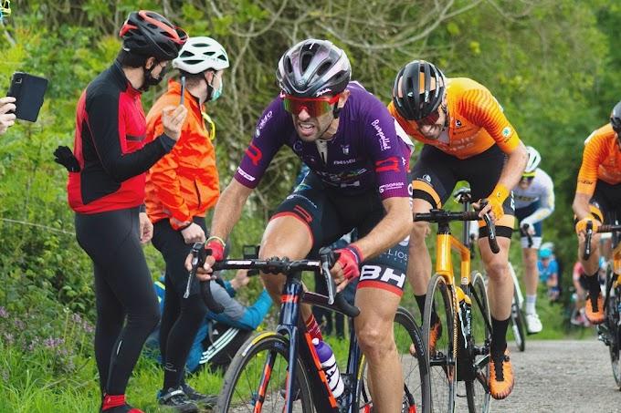 El Burgos BH volvió a ser protagonista en la escapada de la Vuelta a Asturias