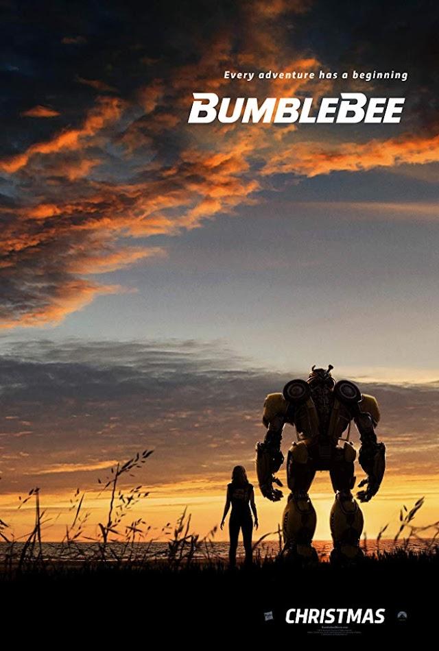 Nuevo trailer oficial de Bumblebee 2018