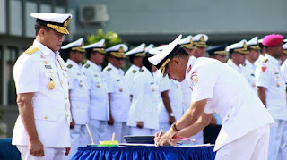 TNI AL Resmi Bubarkan Satrol Koarmada dan Satkamla Lantamal