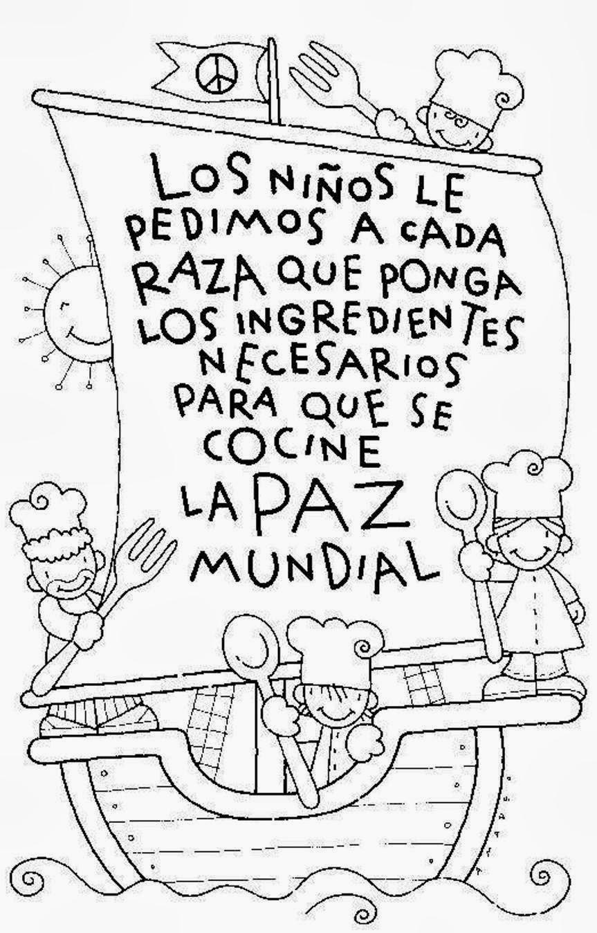 Maestra Asunción: Imágenes para el 12 de octubre.