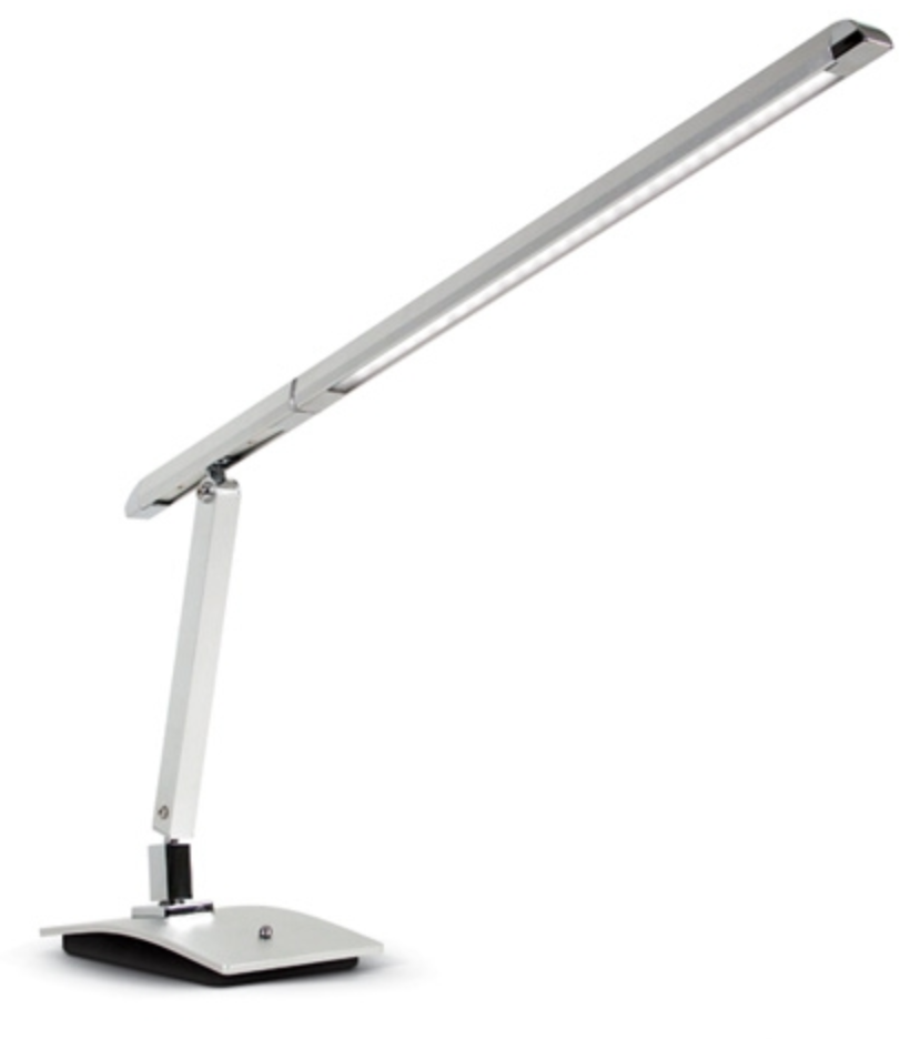 Solstice LED Lamp with Charging Station by ESI