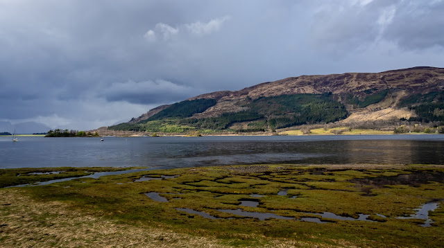 Photo of Loch Leven at Ballachulish in Lochaber