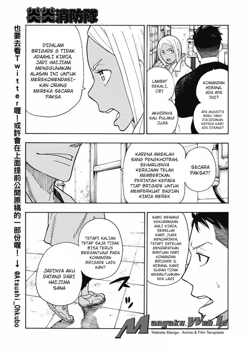 Fire Brigade of Flames Chapter 51-20