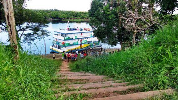 Barco Hospital realizou mais de 10 mil atendimentos no Vale do Mamoré e Guaporé