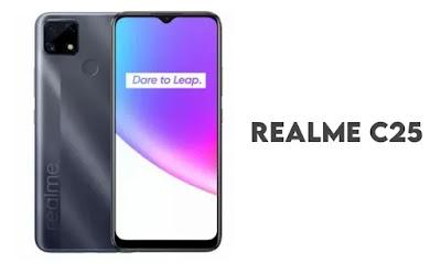 Realme C25 মোবাইলের দাম