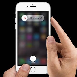 مشكلة انقطاع المكالمة في الايفون