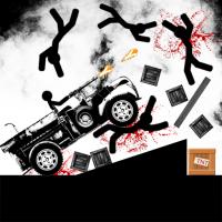 Đua Xe Địa Hình Monster Truck Killer Hack