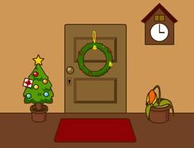เกมส์หาทางออกจากห้องวันคริสต์มาส