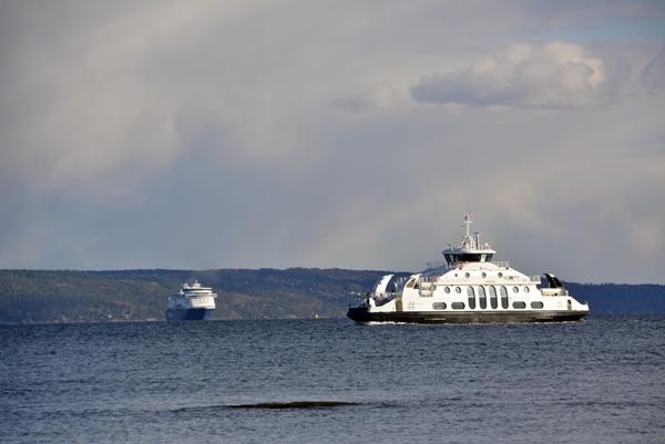 båter colorline