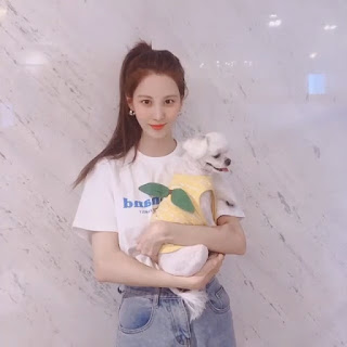 SNSD Seohyun supports the Buy Bye Campaign