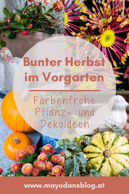 Farbenfrohe Pflanzideen für den Herbst