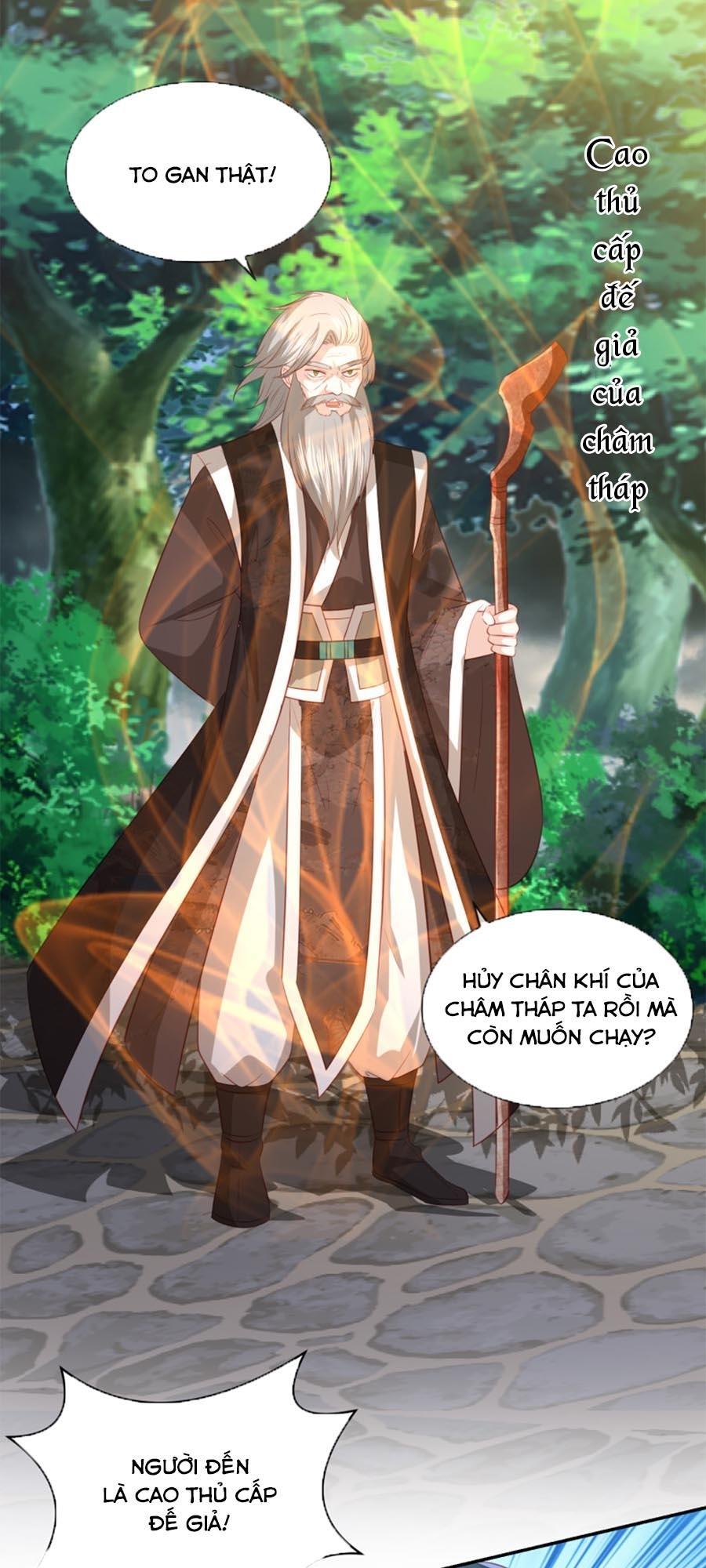 Phượng Hoàng Thác: Chuyên Sủng Khí Thê chap 87 - Trang 4