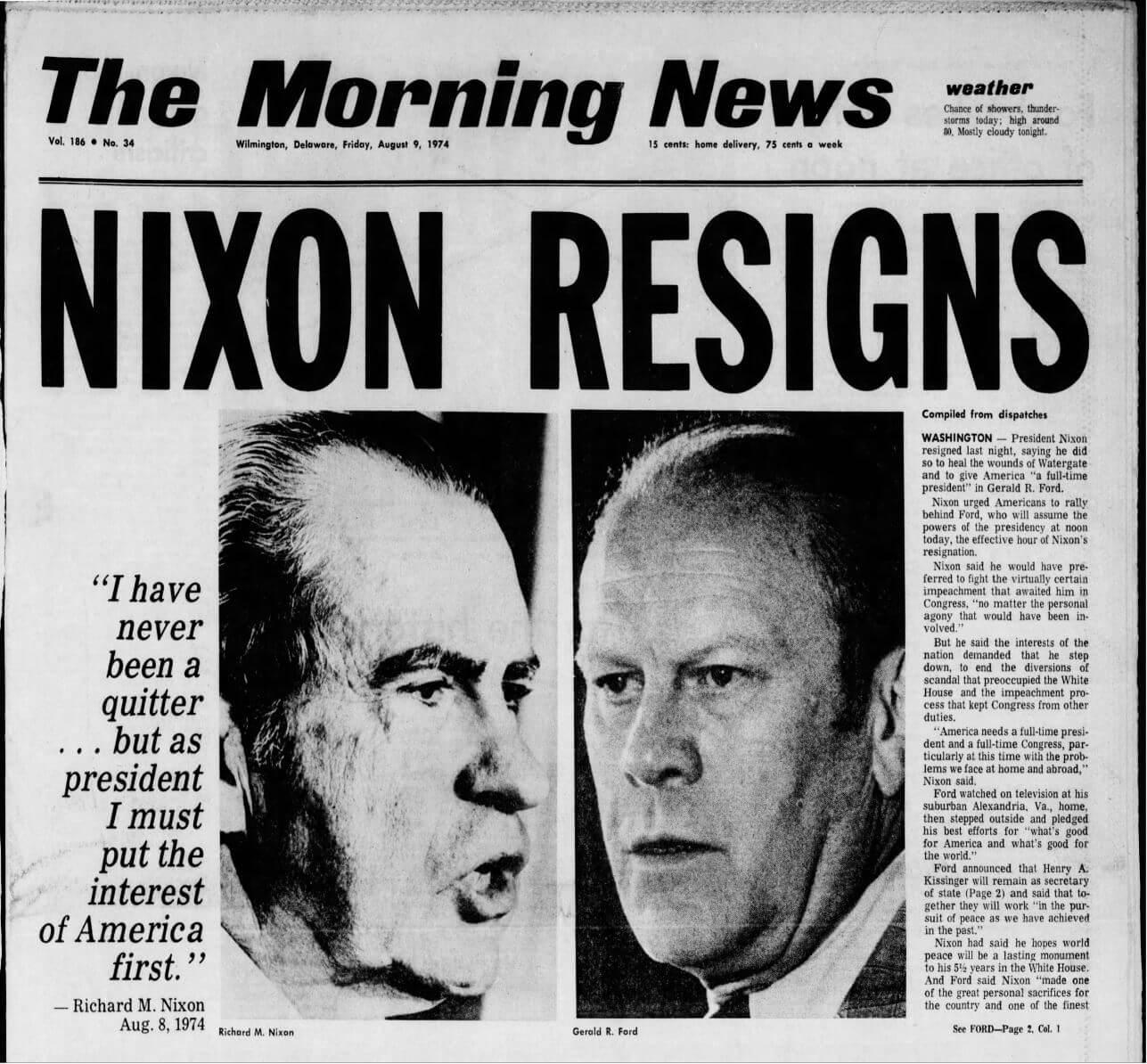 Skandal Watergate