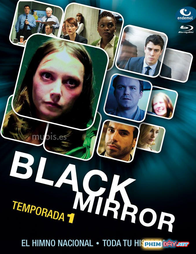 GƯƠNG ĐEN (PHẦN 2) - Black Mirror (Season 2) (2013)