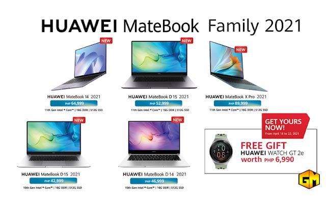 Huawei MateBook X Pro Gizmo Manila