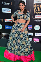 Lakshmi in a Crop Top Choli Ghagra  at IIFA Utsavam Awards 2017  Day 2 at  25.JPG