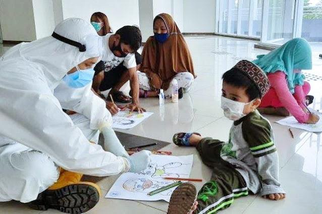 Hampir Setahun Berjalan, Wabah Covid-19 di Indonesia Kian Hari Makin Kompleks, Pasien Positif Corona di Indonesia Alami Gejala Baru yang Sangat Aneh