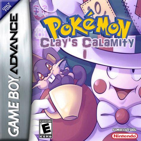 Pokémon Clay's Calamity I ROM GBA