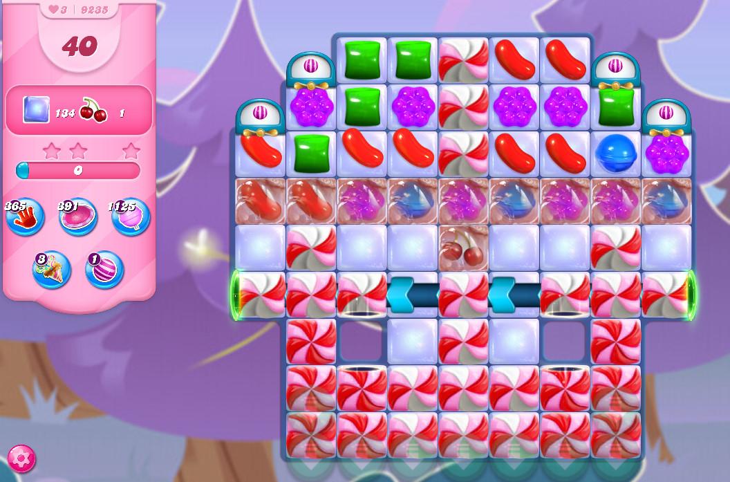 Candy Crush Saga level 9235