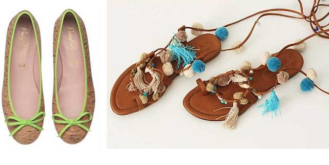 Sandalias elegantes modelos de moda