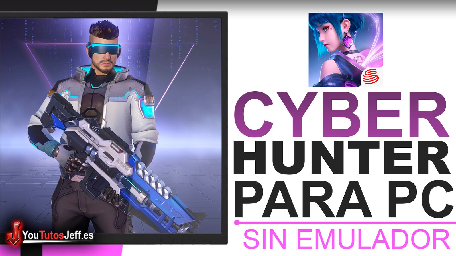 Descargar Cyber Hunter para PC SIN EMULADOR