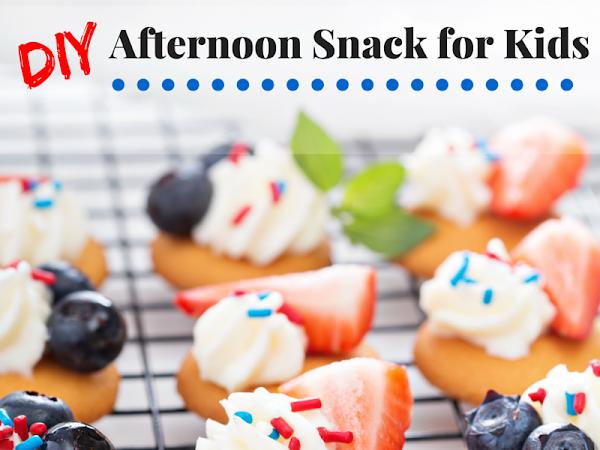 DIY - Afternoon Snack for Kids