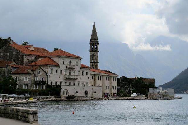 Dubrovnik to Kotor: Perast, Montenegro