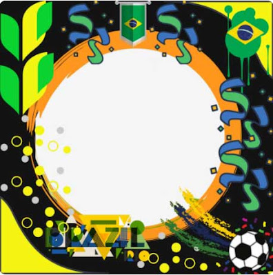 Kumpulan Twibbon Brazil Juara Copa Amerika 2021 Terbaik