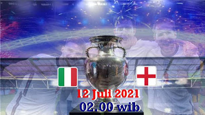 Inggris Tantang Italia di Final EURO 2020 dan Undangan Khusus Untuk Eriksen