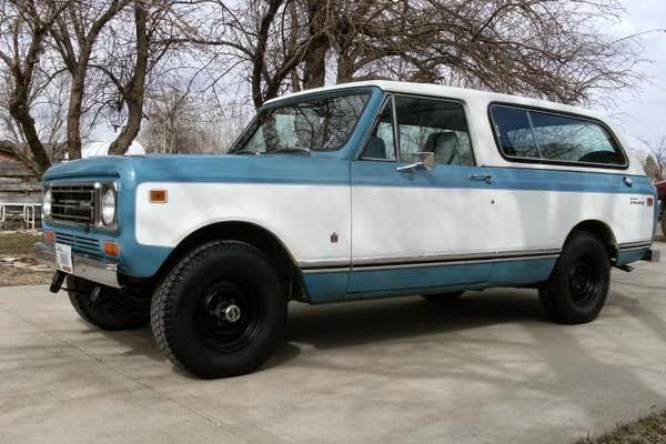 1978 International Harvester Scout Traveller Auto