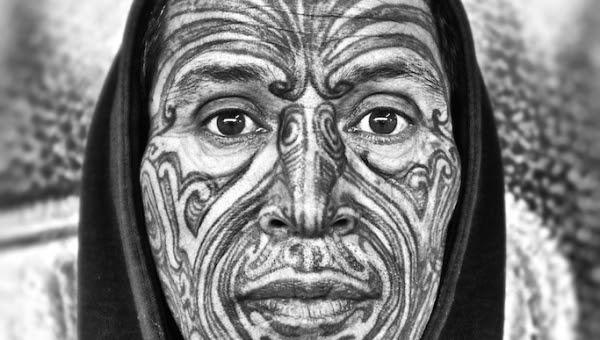 Moko Tattoo Maori: Jane Wells: Ta Moko