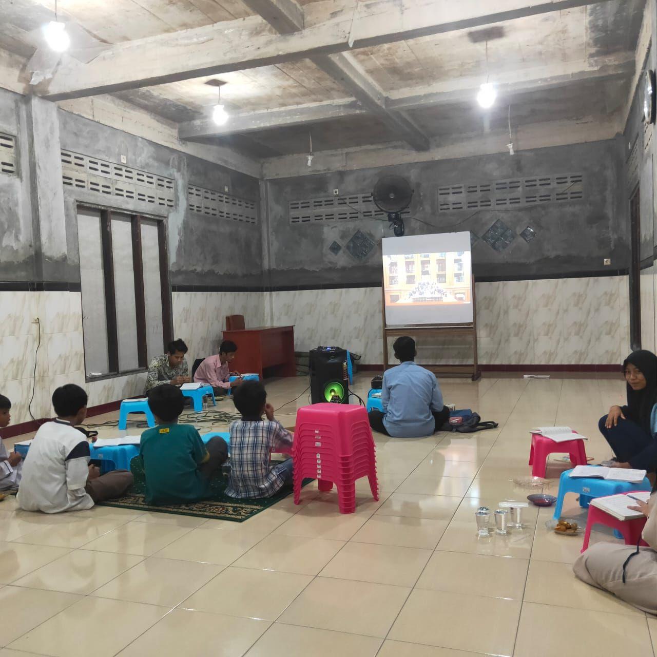 Remaja PC LDII  Ketapang Mengikuti Asrama Hadist