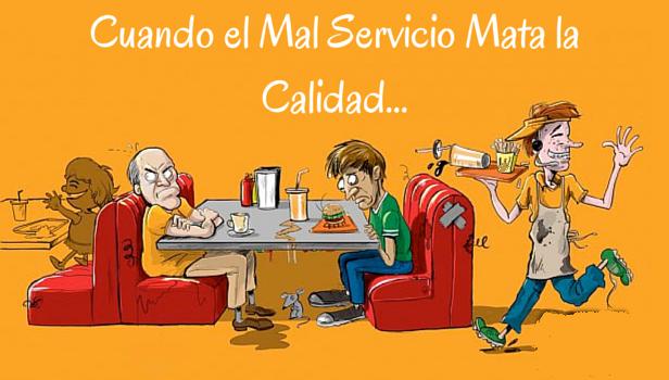 atenci u00d3n al cliente   un mal servicio ejemplo