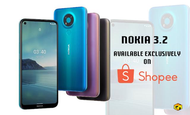 Nokia 3.2 Shopee Gizmo Manila