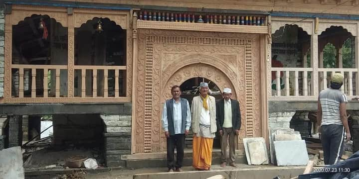 Bhagwati-mandir-badiyakot