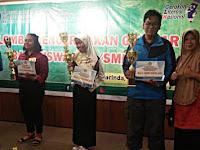 MAN Bontang Raih Juara Literasi Sekolah Tingkat Provinsi