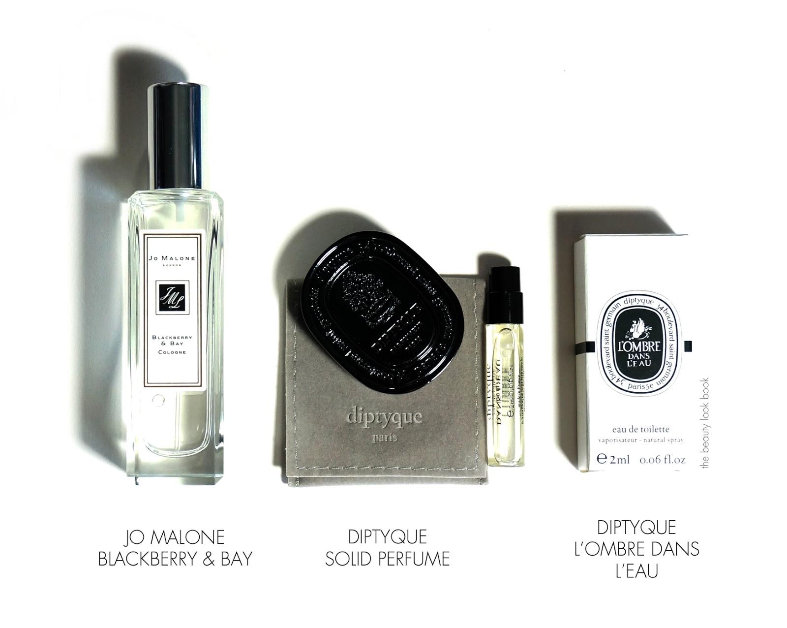 Diptyque L'Ombre dans l'Eau Solid Perfume   The Beauty Look Book