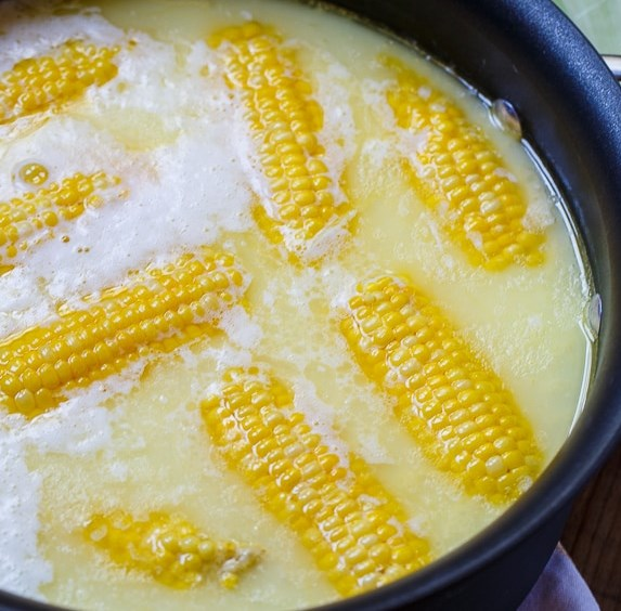 Best Way to Cook Corn on the Cob #vegetarian #bestrecipe