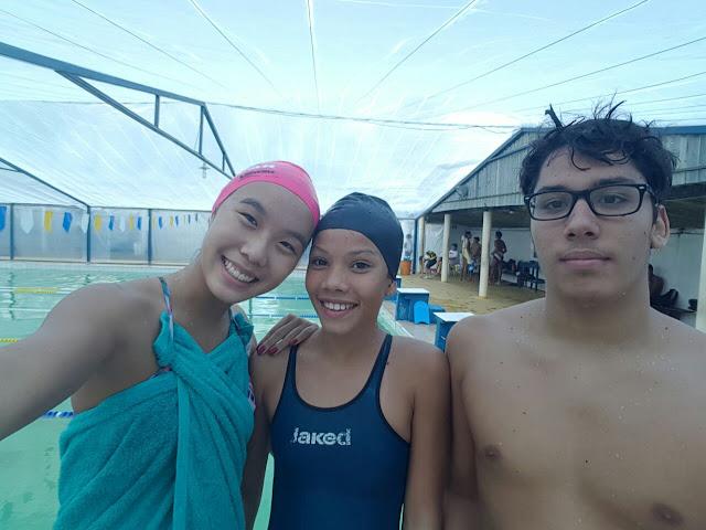 Nadadores registrenses são convocados para participar do Campeonato Paulista Inter-regional
