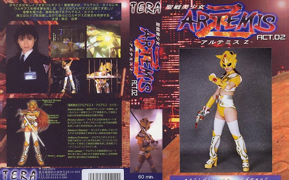 TOR-11 Gadis Cantik Altemis Z ACT02