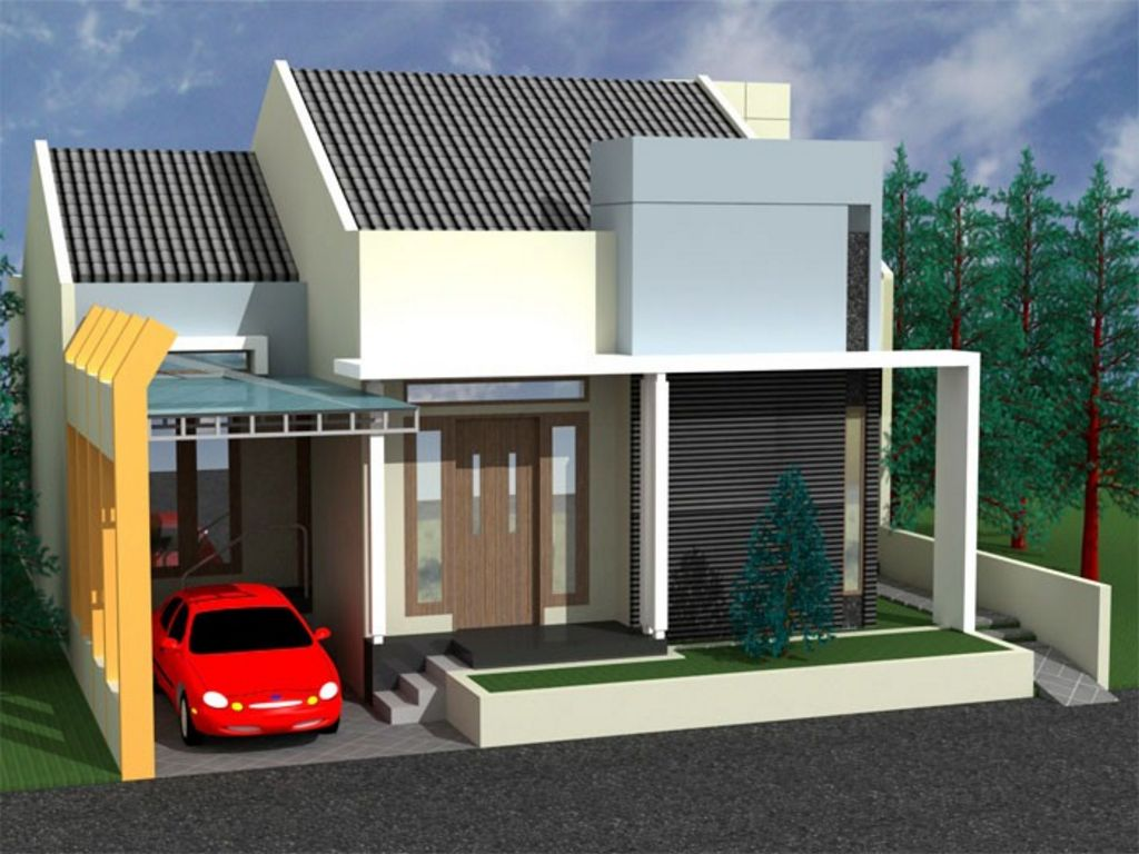 Desain Konsep Rumah Minimalis