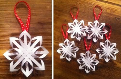 Christmas Stuff: 20 Easy And Festive DIY Christmas Ornaments