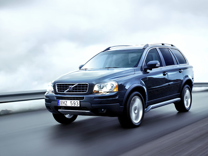 Car Overview: 2013 Volvo XC90