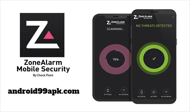 تطبيق الحماية ZoneAlarm Mobile Security v1.73-248 مدفوع للأندرويد