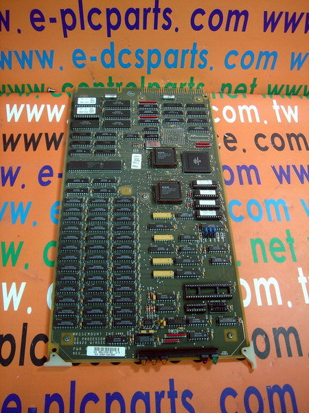 FISHER ROSEMOUNT RS3 01984-1540-0009 / RS3 SYSTEM 3 OI PROCESSOR 68020